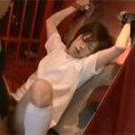 【ゲイ動画】汚されてしまった体操服姿のジャニ系ノンケ高校生。部活帰りイケメン学生がゲイ達に拉致され拘束状態でアナルレイプ