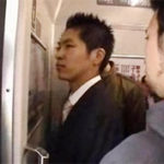 【ゲイ動画】ハッテン場と化してるゲイだらけの満員電車に乗ってしまったノンケリーマンの末路・・・