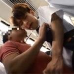 【ゲイ動画】登校時の満員電車でゲイに痴漢されたジャニ系イケメン高校生