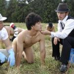 【ゲイ動画】同性愛者の間で密かなブームになっているザーメン絞り取る人間牧場の様子がこちら…