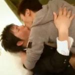 【ゲイ動画】高校生の弟のオナニーを目撃した兄が夜這いして犯してしまう禁断の近親相姦アナルセックス