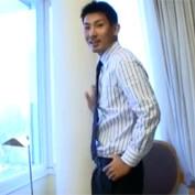 【ゲイ動画】男同士で付き合っているマッチョとリーマンの2組のゲイカップルのアナルセックス2本立て