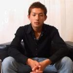 【ゲイ動画】元サッカー選手の中田英寿に激似の22歳のノンケ専門学生をゲイ調教した一部始終