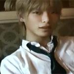 【ゲイ動画】ハッテン場近くにいた超絶イケメンの金髪高校生をナンパしてホテルで本番アナルセックス成功