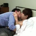 【ゲイ動画】イケメンリーマンゲイカップルの日常。デートの後はホテルた~~ぷり愛し合うラブラブアナルセックス