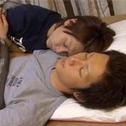 【ゲイ動画】ジャニ系イケメンカップルのBLドラマ、記憶喪失になった恋人の看病しながら思い出させるためのセックス