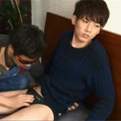 【ゲイ動画】男性アイドル級のイケメン素人がノンケだけど高額の報酬目当てでゲイアダルトに出演