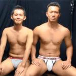 【ゲイ動画】ひと夏の経験と割り切ってゲイアダルトに出演した色黒ノンケ達の凌辱長編オムニバス