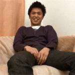 【無修正 ゲイ動画】ヤリチンクラブDJがゲイアダルト出演!カメラの前でチンポをスクラッチして濃厚ザーメン発射!