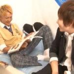 【ゲイ動画】イケメン高校生同士のBLは最高だぜ!ブレザーや学ランの若い男の子たちがSEXに励む制服フェチ必見のイッポン!